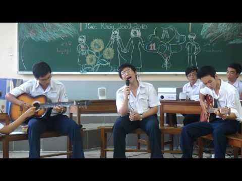 Mùa hè thương yêu -  Trí Mẫn  Guitar : Thanh Hải, Quang Huy