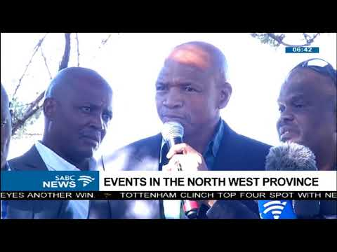 Events in the North West