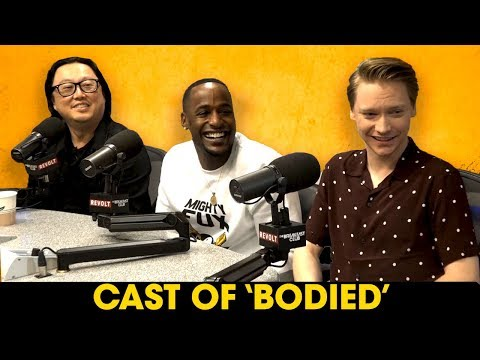Joseph Kahn, Jackie Long And Calum Worthy Talk 'Bodied' Film, Battle Rap, White Rappers + More