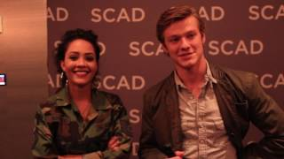 macgyver s lucas till and tristin mays atvfest 2017