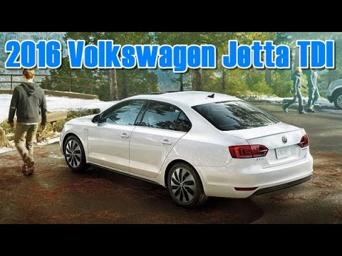 2016 Volkswagen Jetta Tdi Redesign Interior And Exterior
