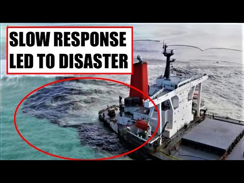 Maritime News/Slow Response led to Environmental Disaster in Mauritius