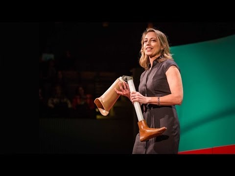 Krista Donaldson: The $80 prosthetic knee that's changing lives
