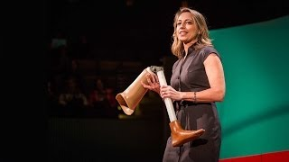 Krista Donaldson: The $80 prosthetic knee that