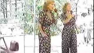 "Twin vocal duo - Lyn and Jan ""Starting Here Starting Now"""