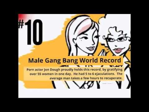 Top Ten World Records of Sex