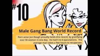 Top Ten World Records of Sex