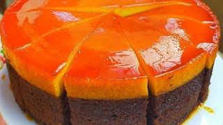Choco Flan Cake/No Oven/No Steamer!