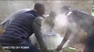 MAZISHI CHALLENGE-KHALIGRAPH JONES bY SIKI