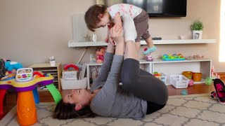 EXERCISE BABY - FLAVIA CALINA