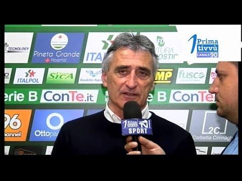Claudio Foscarini-Post Avellino-Frosinone-0-2-17 Aprile 2018