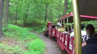 Turtle Back Zoo Train