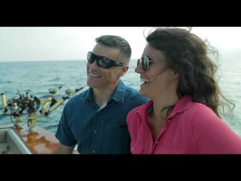 Charter Fishing In Oswego County, NY - Full Video