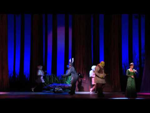 Shrek The Musical on Tour - Make a Move