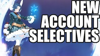 【Epic Seven】New Account Gets The Best Tank!
