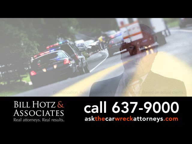 Bill Hotz and Associates 2018 Spot #3