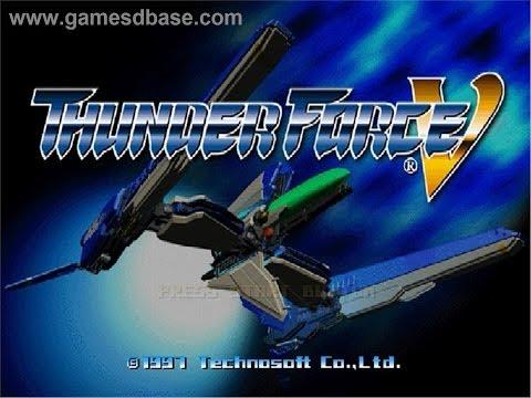 Thunder Force V Boss Medley (Metal, Vani, Seven Tastes Plus)