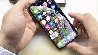 iPhone XS硬盘64G升级256G全过程!