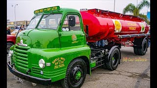 1954 Bedford Vauxhall Truck Division at Donut Derelicts