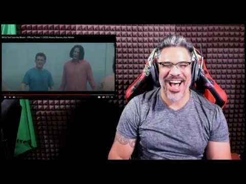 Bill & Ted Face the Music – Official Trailer REACTION