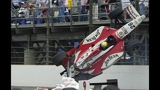 Top 10 Indianapolis 500 Crashes of the 2000s