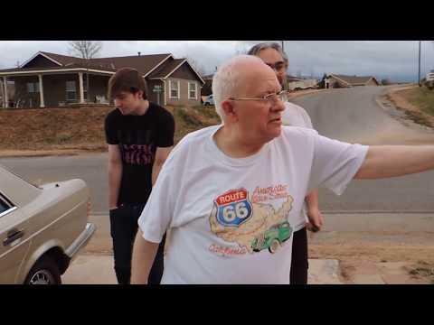 Surprising dad with his dream car