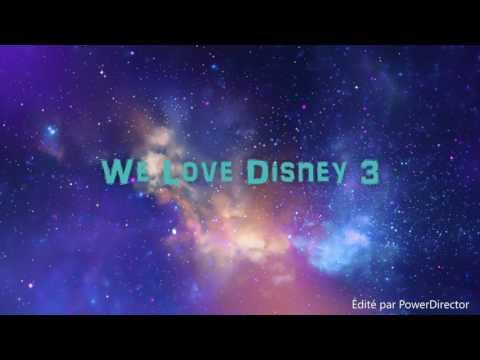 We Love Disney 3-Album Complet