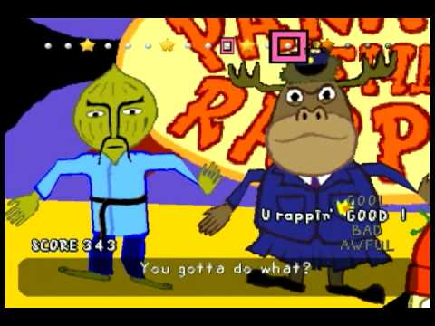 Parappa the Rapper - I gotta believe!