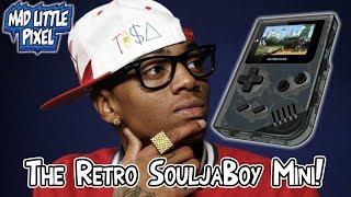 NEW $70 Retro SouljaBoy Mini! LOL! Soulja Boy SouljaGame Handheld!