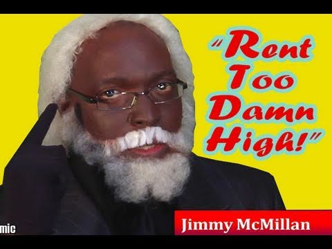 "Auto-tune the: ""Rents Too Damn High!"" Jimmy McMillan"