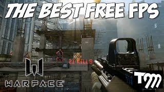 THE BEST FREE FPS ON PC - Warface