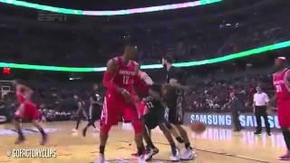Andrew Wiggins Full Highlights vs Rockets 2014 11 12   15 Pts