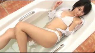 山崎真実 透け水着 風呂 山崎真実 動画 21