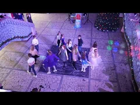 ЗИМА, 2020 :: «Новогодний бал» / Отряд №8 - Тайное королевство игрушек