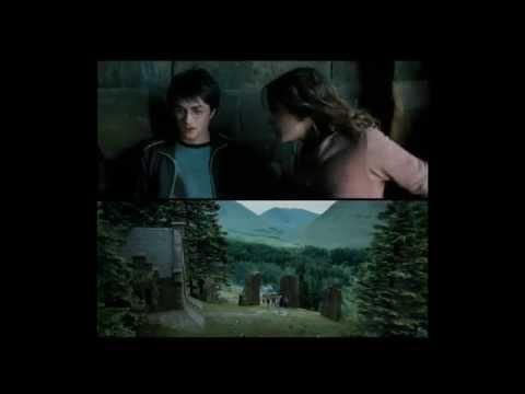 Harry Potter retourne le temps : comparaison des scènes ! - Back in Time sequence: split screen! poster