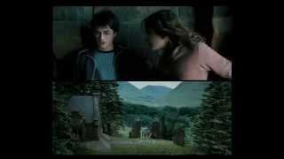 Harry Potter Retourne Le Temps : Comparaison Des Scènes ! - Back In Time Sequence: Split Screen!