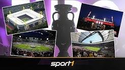 EM 2024: In diesen Stadien soll gespielt werden | SPORT1