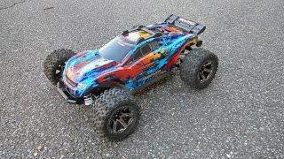 Super Speed Saturdays Traxxas Rustler VXL 4x4 On 4s