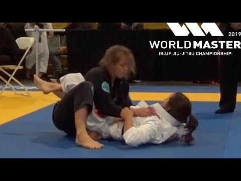 Nicole Sullivan VS Fabiana Borges / World Master 2019