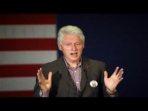 Bill Clinton as First Gentleman: Three Questions