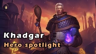 Hearthstone Hero Spotlight: Khadgar