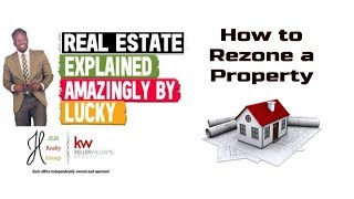 Is it Possible to Rezone a Property?    Real Estate Explained #195