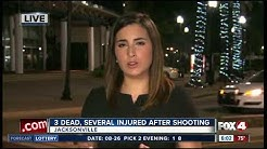 3 dead in shooting at Jacksonville gaming tournament; suspect identified