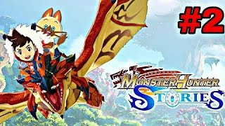 Monster Hunter Stories Android Game Play #2