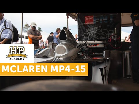 18,400 RPM, 900HP 3L Mercedes V-10...NA! | Formula One Secrets  [TECH TALK]