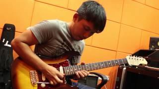 """Romancinta Versi Gitar"" - Khas dari Denny MOJO"