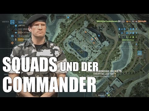 Battlefield 4 Tutorial: Squad-System und Commander-Modus - Battle Bros