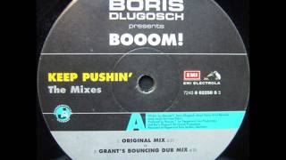 Boris Dlugosch - Keep Pushin
