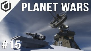 Space Engineers | PLANET WARS - EP 15 | COMMANDER RYAN SOS!