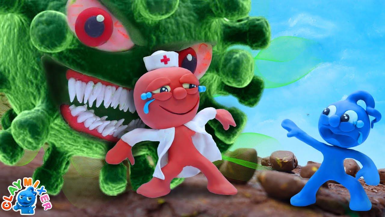 Download Tiny Can't Escape From The Infection - Stop Motion Animation Short Film